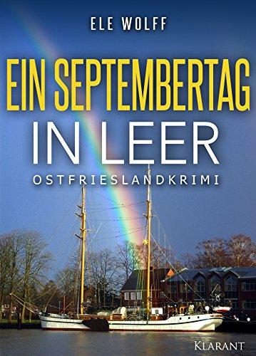 Buchvorstellung – Ostfrieslandkrimi