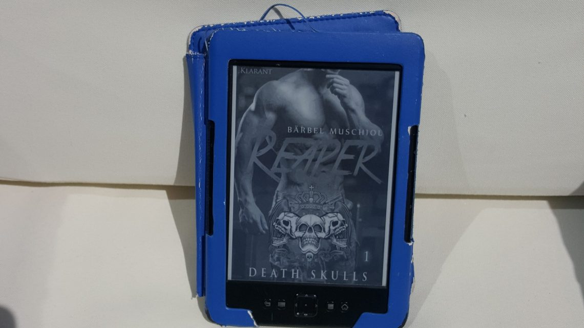 Rezension zu Reaper. Death Skulls 1
