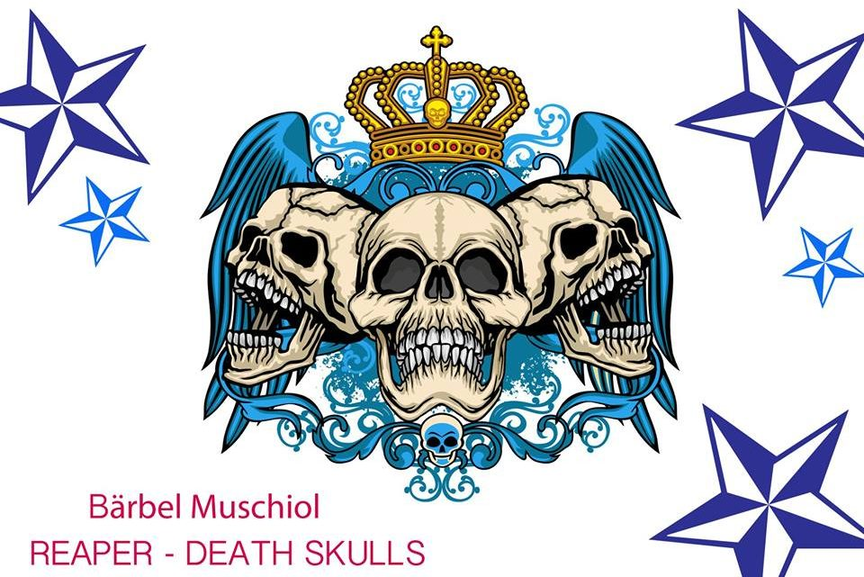 Rezension zu Reaper. Death Skulls 3 (The Rocker Club)