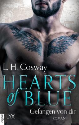 Rezension zu Hearts of Blue – Gefangen von dir (Hearts-Reihe 4)