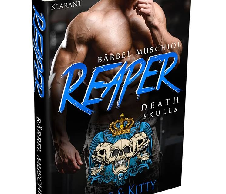 Rezension zu Reaper. Death Skulls – Flame und Kitty
