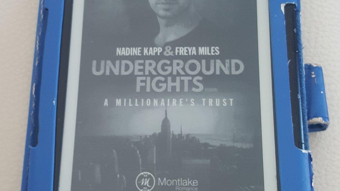 Rezension zu Underground Fights: A Millionaire's Trust