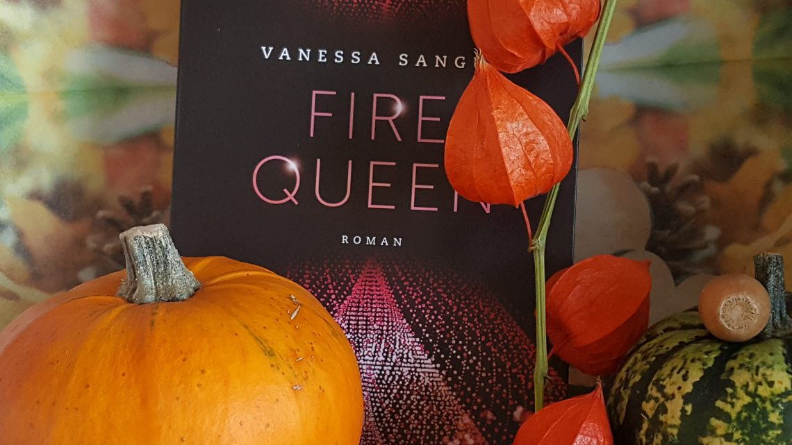 Rezension zu Fire Queen (Cosa Nostra 2)