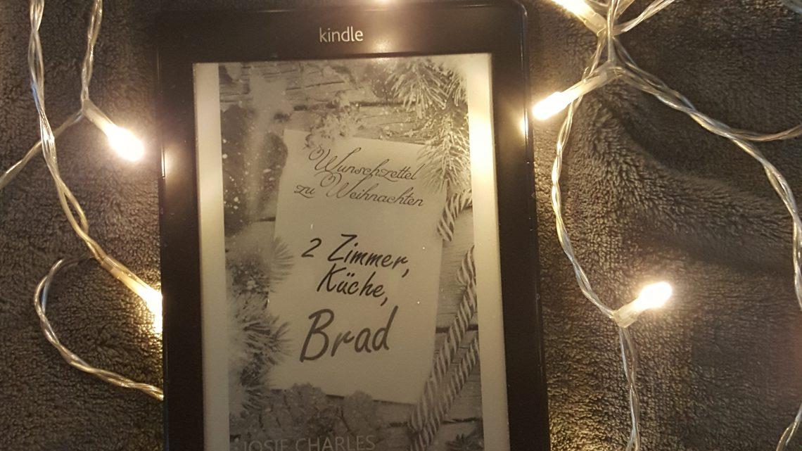 Rezension zu Wunschzettel zu Weihnachten: 2 Zimmer, Küche, Brad: Kurzroman