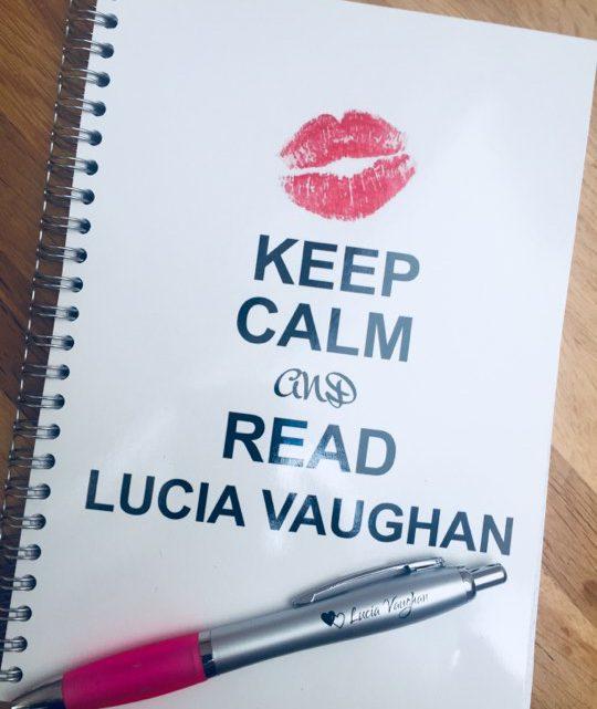 Gewinnspiel mit Lucia Vaughan