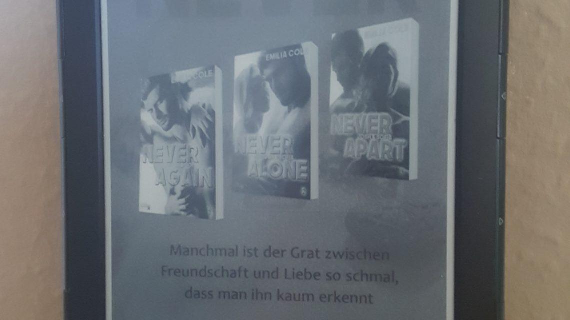 Rezension zu Never Alone: Josh und Sofia (Never-Reihe 2)