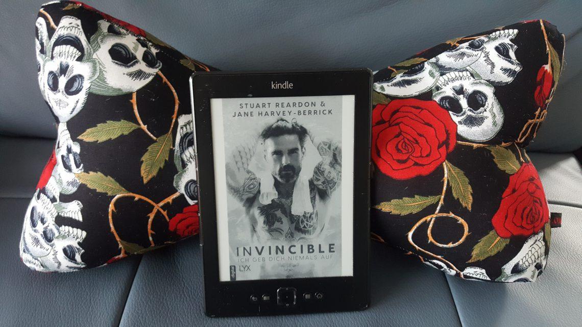 Rezension zu Invincible – Ich geb dich niemals auf