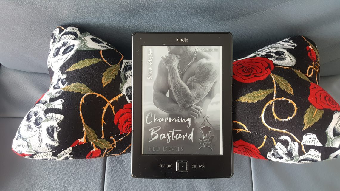 Rezension zu Charming Bastard (Red Devils Rockerclub 3)