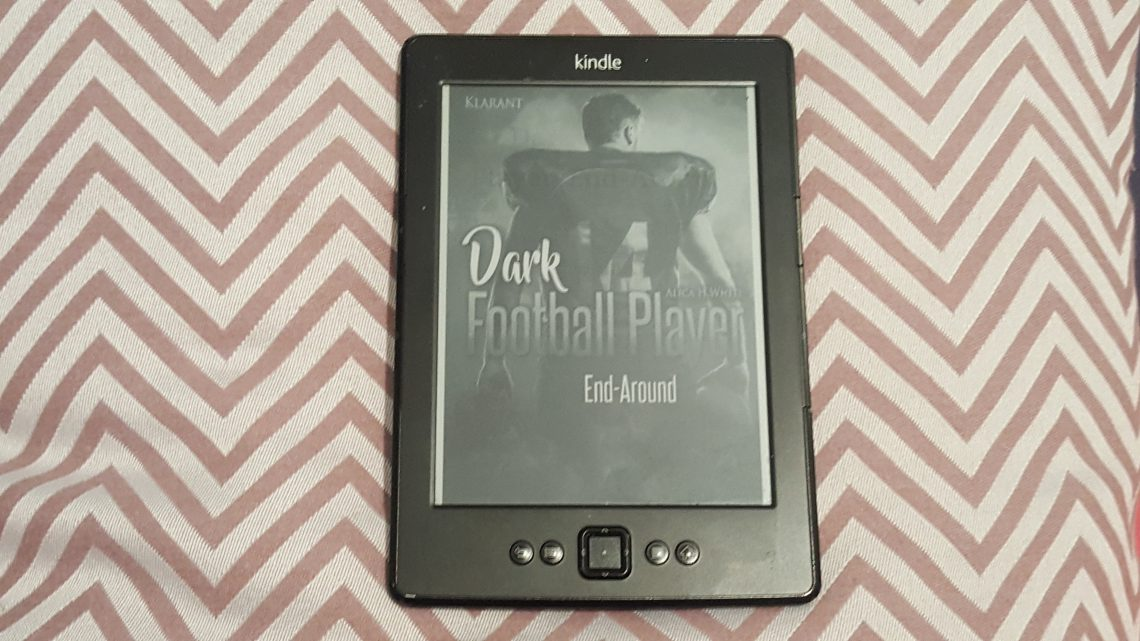 Rezension zu Dark Football Player. End-Around (Football Romance 4)