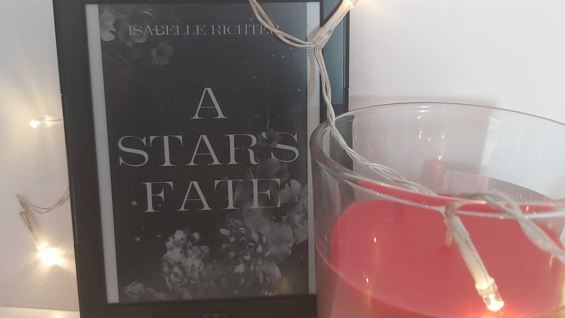 Rezension zu A Star's Fate (A-Star's-Reihe 2)