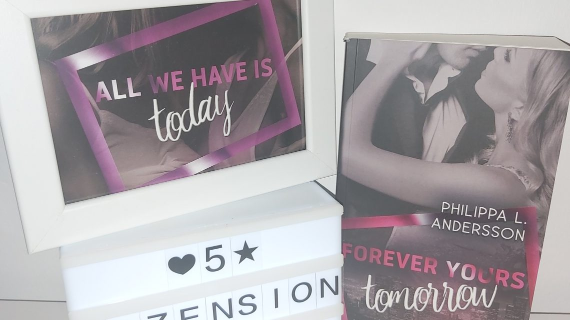 Rezension zu Forever Yours Tomorrow (Time for Passion-Reihe 3)