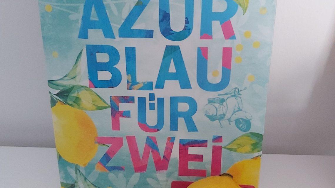 Rezension zu Azurblau für Zwei