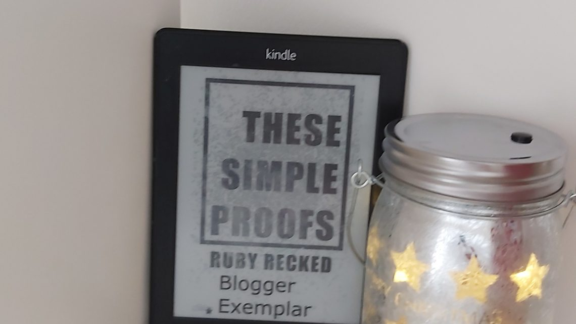 Rezension zu These Simple Proofs (These Simple Things 2)