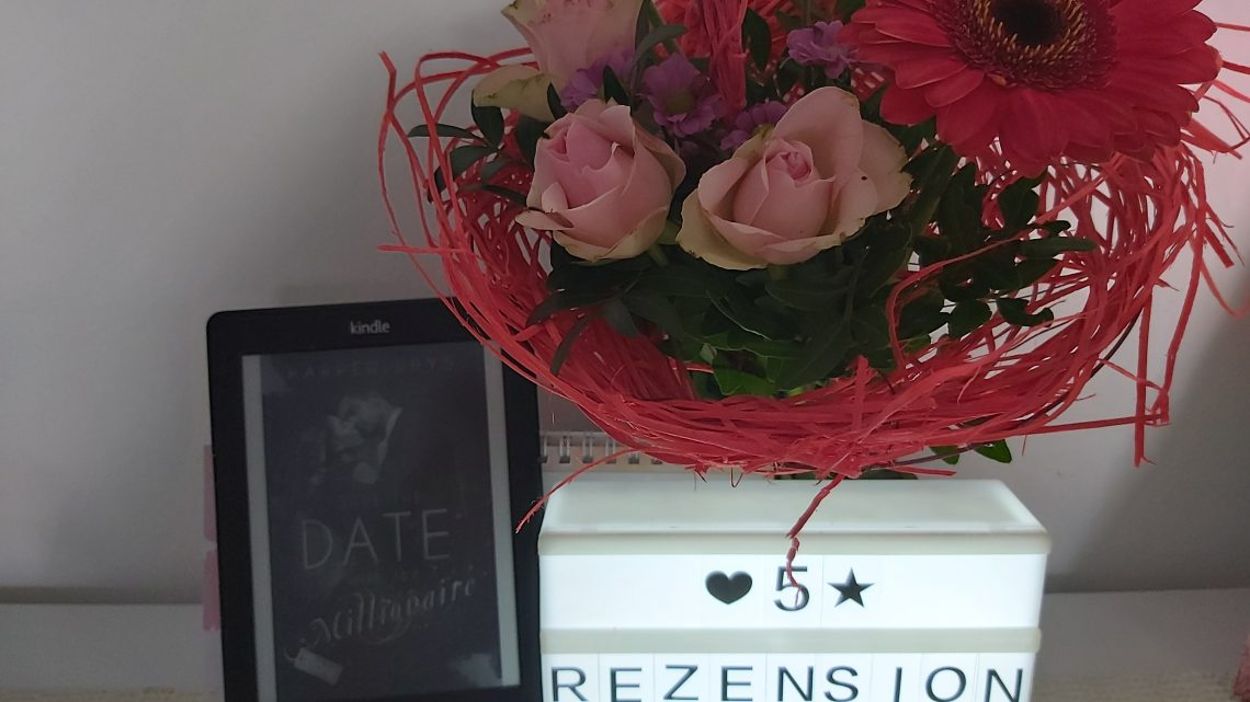 Rezension zu Save the Date with the Millionaire – Dale