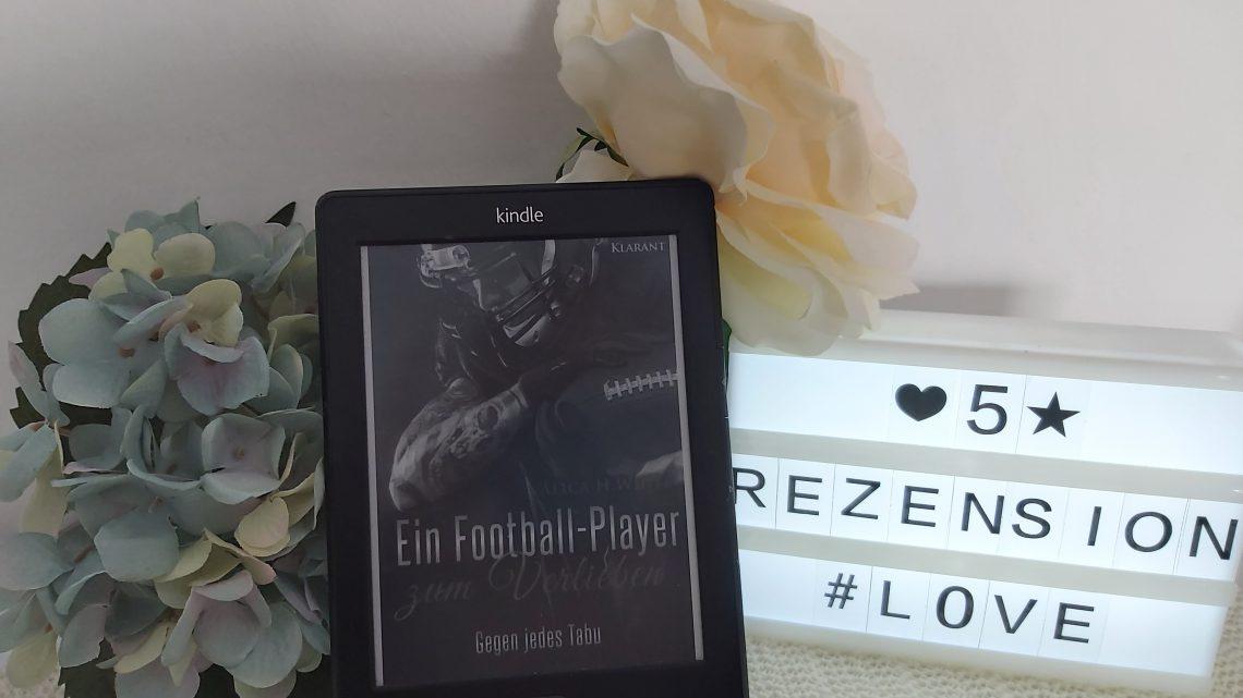 Rezension zu Ein Football-Player zum Verlieben. Gegen jedes Tabu
