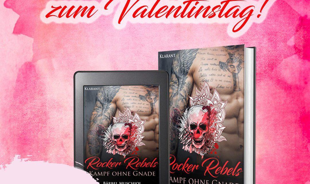 Valentinstaggewinnspiel mit Bärbel Muschiol