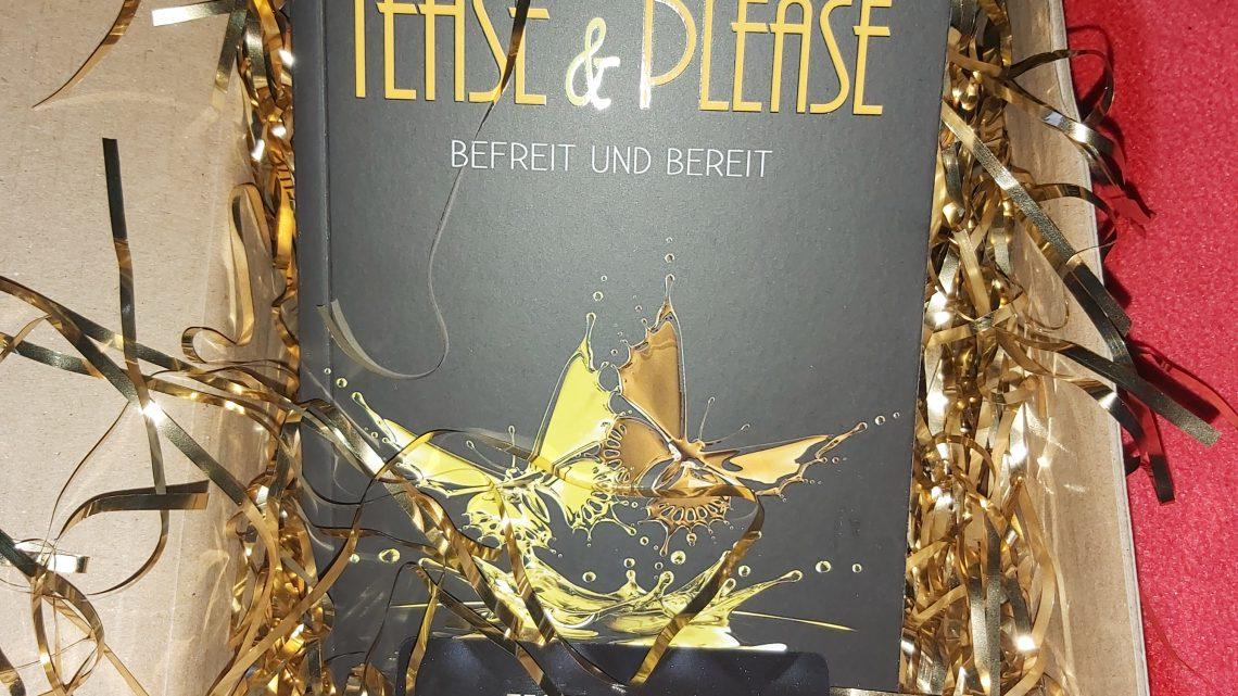 Rezension zu Tease & Please – befreit und bereit (Tease & Please-Reihe 6)