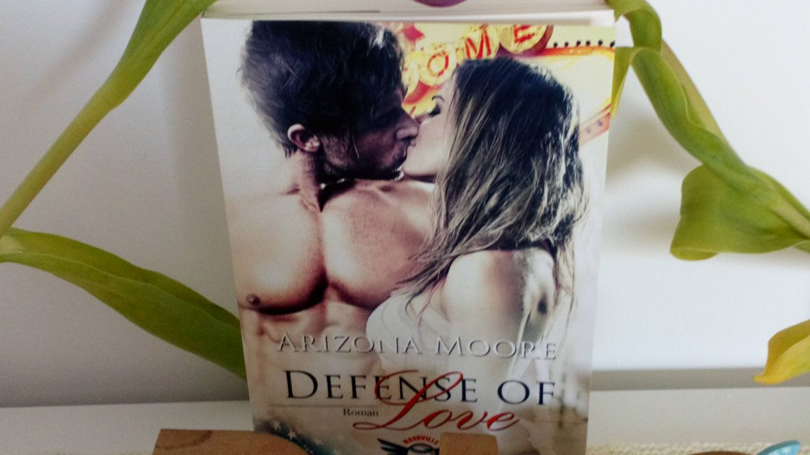 Rezension zu Defense of Love (Nashville Defenders 1)