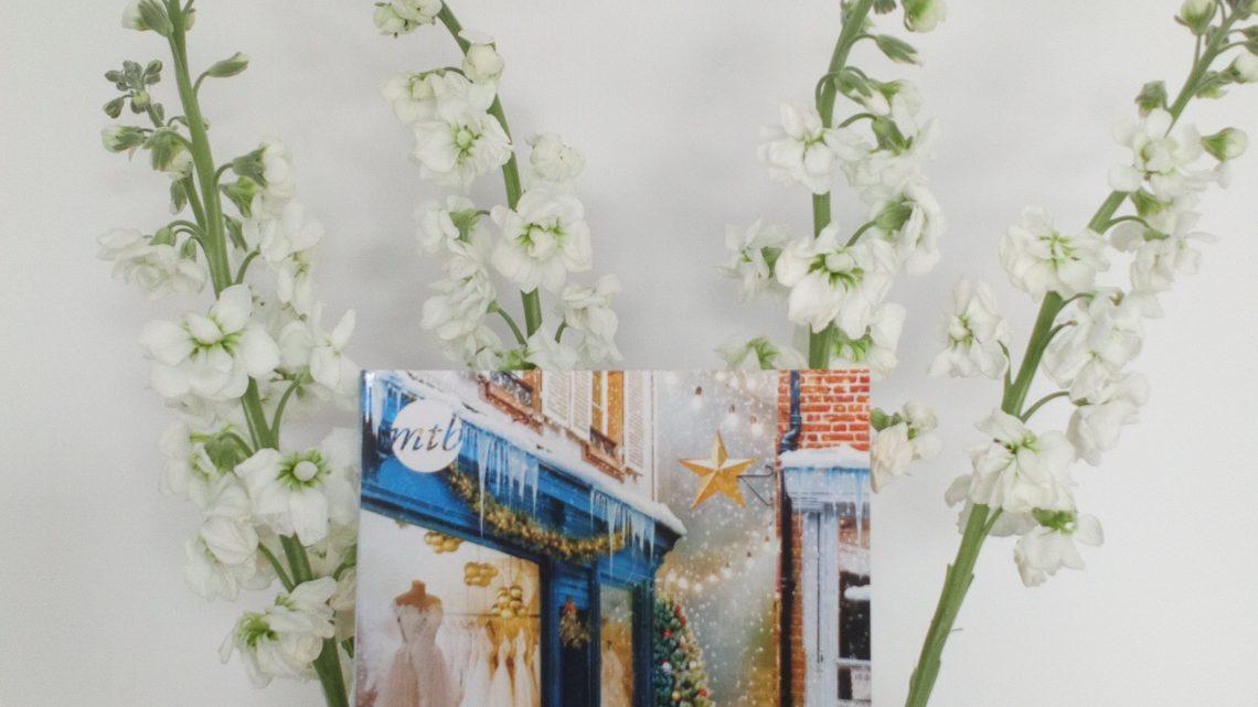 Rezension zu Weihnachten im kleinen Brautladen am Strand (Wedding Shop 4)