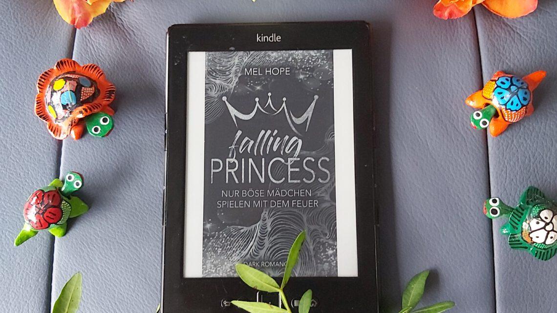 Rezension zu Falling Princess: Nur böse Mädchen spielen mit dem Feuer (Falling-Reihe 1)