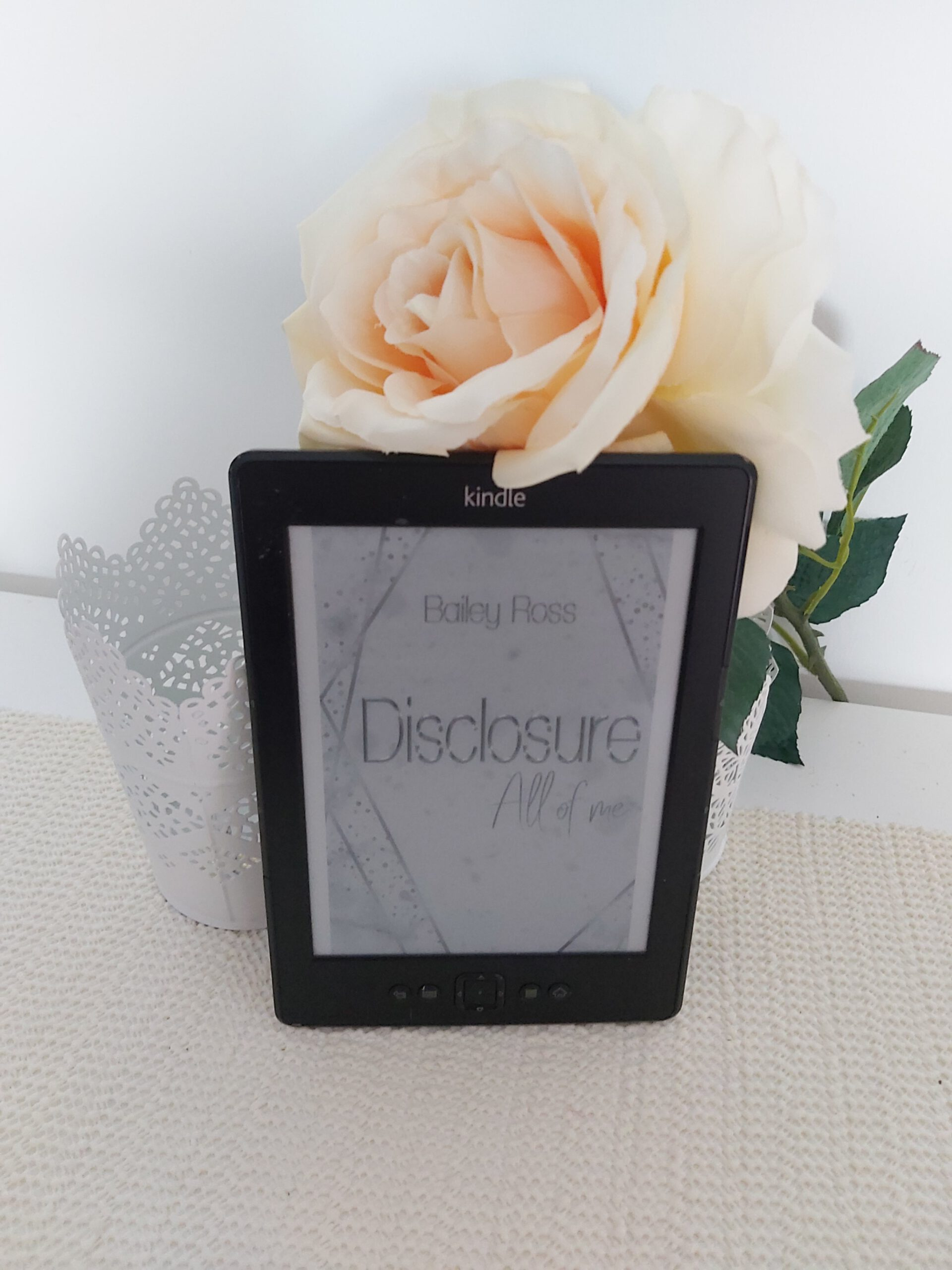 Rezension zu Disclosure: All of me