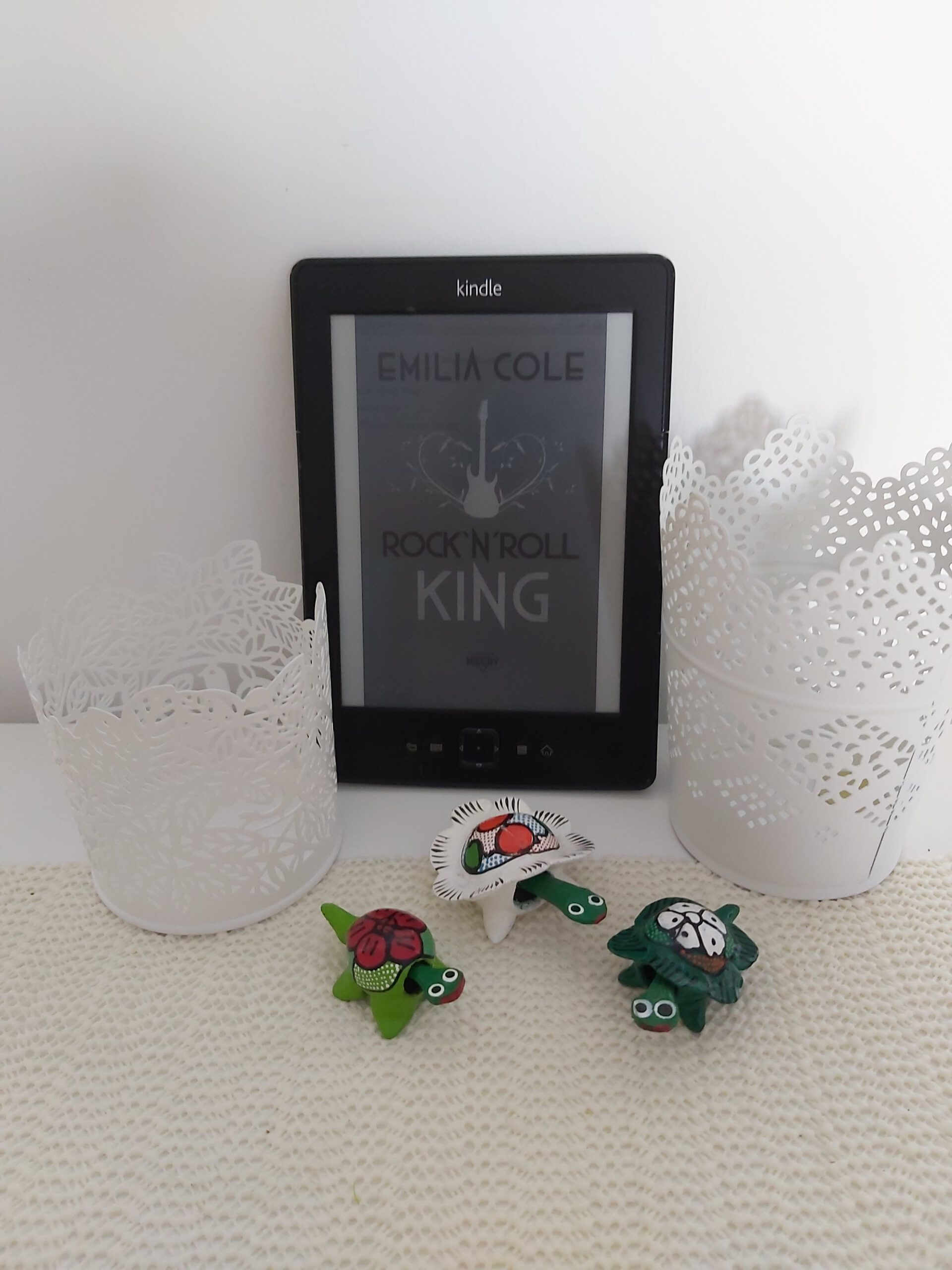 Rezension zu Rock'n'Roll King (Rock'n'Roll-Reihe 3)