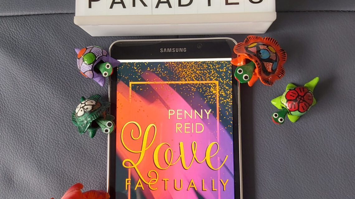 Rezension zu Love factually (Knitting in the City 1)